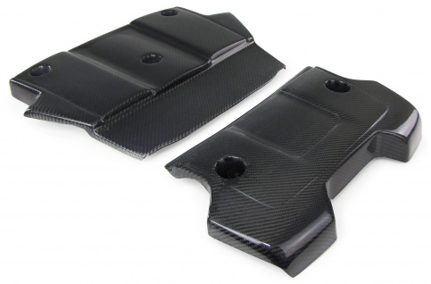 Echt Carbon Motorabdeckung für Nissan 370Z Z34 ab 09