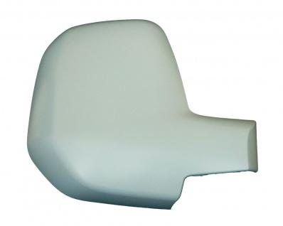Spiegelkappe grundiert rechts für Peugeot Partner 08-12
