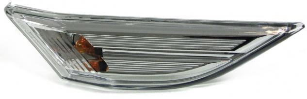 Seitenblinker Klarglas chrom rechts für Porsche 911 991 Boxster Cayman 981