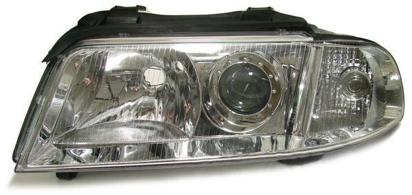 Facelift DE Klarglas Scheinwerfer links für Audi A4 B5 99-00
