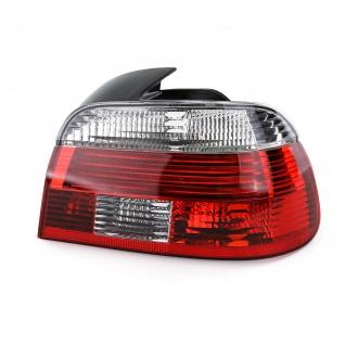 Rückleuchte rot klar rechts für BMW 5er E39 Limousine ab 2000