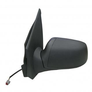 Außenspiegel elektrisch links für Ford Fiesta V 05-08