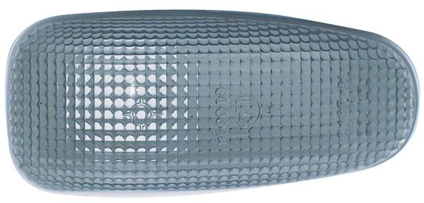 Seitenblinker schwarz smoke re=li TYC für Mercedes E Klasse W210 95-02
