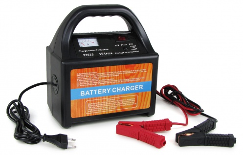 15A Batterie Ladegerät Erhaltung für PKW LKW Motorrad Boot 12v 24V 15A 220-240V