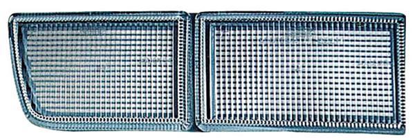 Blende Nebelscheinwerfer Stoßstange links TYC für VW Vento 1H 91-98 - Vorschau 2