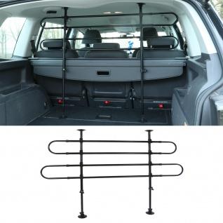 PKW KFZ Auto Kombi Hundegitter Schutzgitter Gepäckraum verstellbar universal