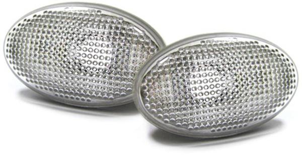 Seitenblinker weiss Paar für Mercedes A-Klasse W168 97-04 Smart 450