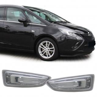 Seitenblinker Paar für Opel Zafira C ab 11