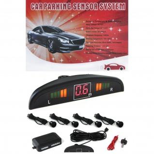 Park Distance Control PDC Rückfahrwarner Einparkhilfe universal Set