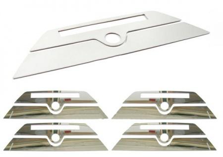 Dachträger Edelstahlabdeckung für Hummer H3