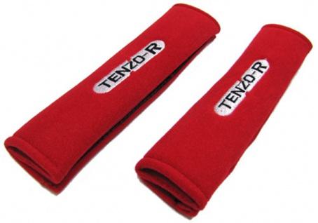 Gurtpolster Gurtschoner rot Tenzo-R