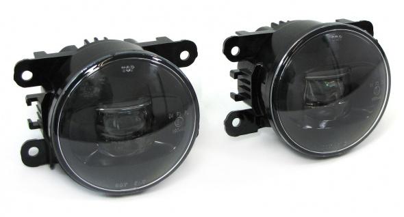 LED Nebelscheinwerfer Paar für Ford Fiesta 5 6 Focus 2 3 Transit Jaguar S X