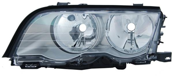 H7 / H7 Scheinwerfer Titanium links TYC für BMW 3ER Limousine Touring E46 98-01