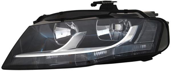 H7 / H7 Scheinwerfer links TYC für Audi A4 8K 07-11