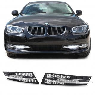 LED Tagfahrleuchten DRL Tagfahrlichter für BMW 3ER 3ER E92 Coupe 10-