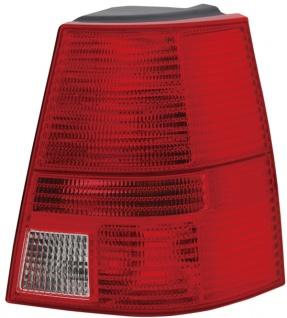 Rückleuchte / Heckleuchte rot rechts TYC für VW Golf IV Kombi 97-06