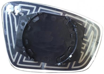 Aussen Spiegelglas links für Skoda Rapid NH ab 12