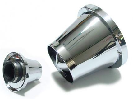 Universal Sport Luftfilter Hyperjet chrom