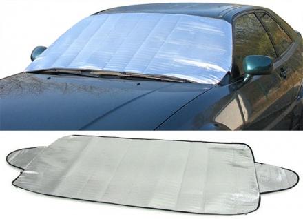 Schnee Eis Frost Schild Schutz Abdeckung für Auto Fahrzeug Front Scheibe