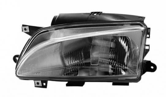 H4 Scheinwerfer links TYC für Peugeot Partner 96-02