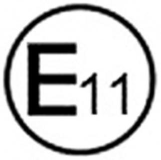 KFZ Euro Warndreieck Warnsignaldreieck mit Reflektor - Vorschau 5