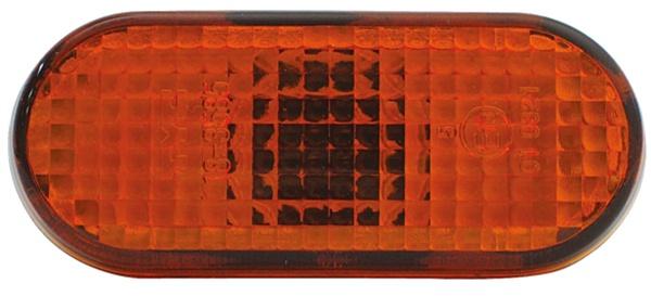 Seitenblinker orange re=li TYC für VW Caddy II 95-04