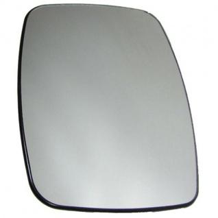 Spiegelglas für Spiegel beheizt für Mercedes Vito W638 96-03