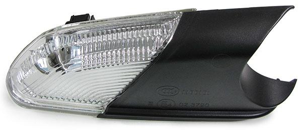 Spiegel Blinker rechts TYC für VW Polo 9N3 05-09