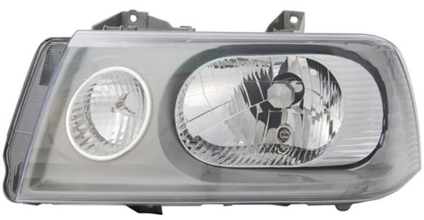 H4 Scheinwerfer links TYC für Peugeot Expert 04-06