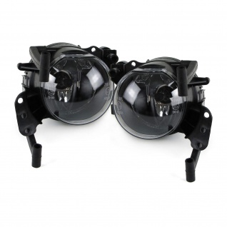 Nebelscheinwerfer Paar für BMW 5er E60 E61 03-10 mit M Paket Stoßstange