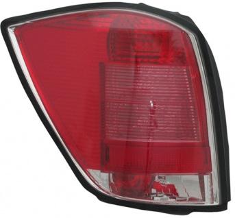Rückleuchte / Heckleuchte links TYC für Opel Astra H Caravan Kombi 04-07