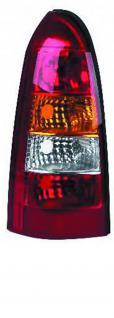 RÜCKLEUCHTE / HECKLEUCHTE LINKS TYC FÜR OPEL Astra G Caravan 98-05