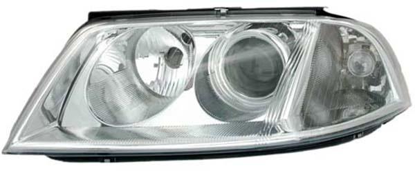 H7 / H7 Scheinwerfer links TYC für VW Passat (3B3/3B6) 3BG 00-05