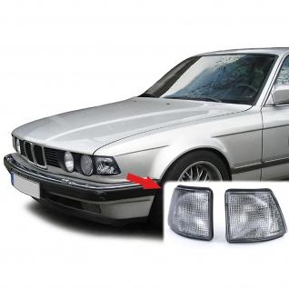 Blinker Smoke Paar Links Rechts für BMW 7er E32 86-94