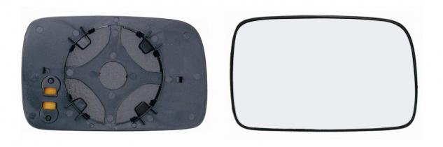Spiegelglas rechts für VW Polo Classic Variant 6K 95-99