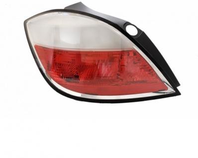 Rückleuchte / Heckleuchte links TYC für Opel Astra H 04-07