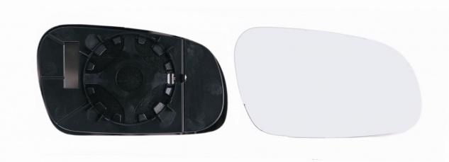 Spiegelglas rechts für VW Fox 05- - Vorschau