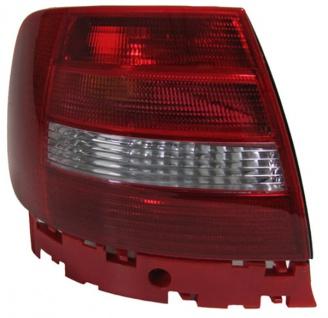 Facelift Rückleuchte links für Audi A4 B5 Limousine 99-00