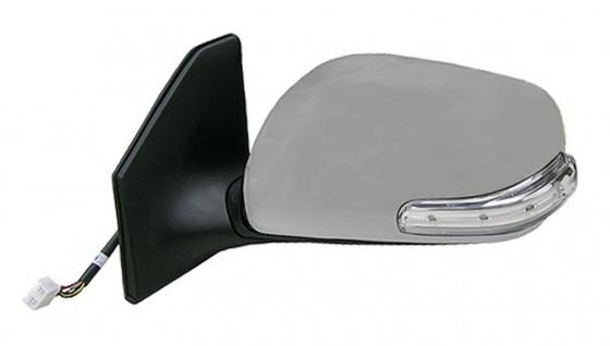 Außenspiegel elektrisch links für Toyota Avensis T25 06-09