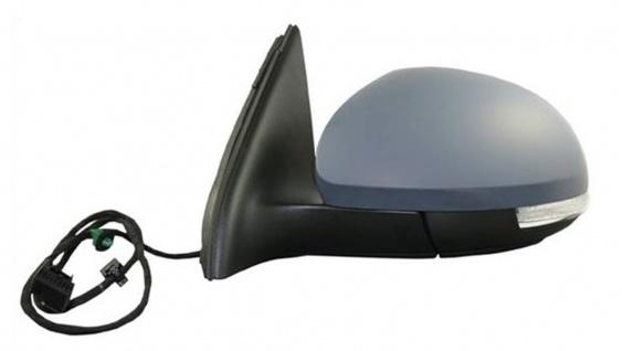 Außenspiegel elektrisch links für VW Tiguan 5N 07-