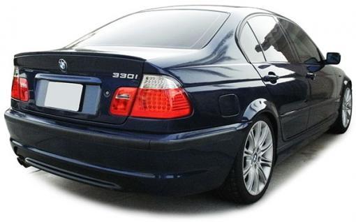 LED Rückleuchten rot klar Facelift Optik für BMW 3ER E46 Limousine 98-01 - Vorschau 2