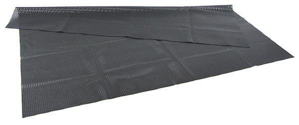 Kofferraum Matte flexibel Anti Rutsch Größe XL 150x120cm schwarz - Vorschau 2