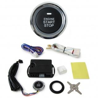 Motor Start Stop Funktion mit Aufbau Schalter zum Nachrüsten Variante 1