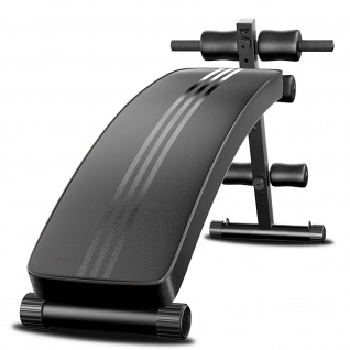 Sit Up Schrägbank Multifunktion Bauchmuskel Trainingsbank verstellbar