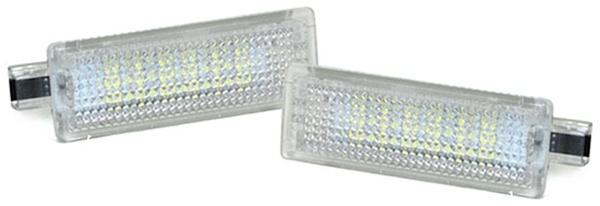 LED Fuss Raum innen Beleuchtung für BMW 1ER E81 3er E90 E92 5er 6er 7er Mini