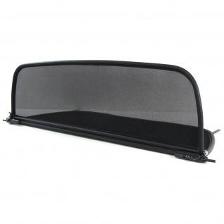 Windschott Windabweiser klappbar schwarz für Audi A4 Cabrio B6 B7 02-09