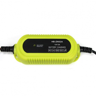 Kfz Batterieladegerät Batterieerhaltung mit LED für PKW Motorrad Boot 12V 2A - Vorschau 3
