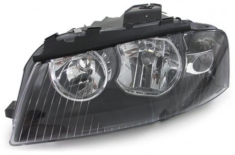 Scheinwerfer H7 H7 links für Audi A3 8P 03-08