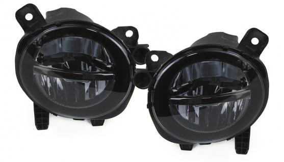 LED Nebelscheinwerfer schwarz smoke für BMW 1er F20 F21 3er F30 F31 4er F32 F33