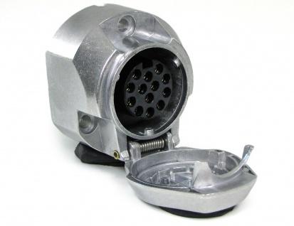 Auto Anhänger Adapter Stecker 13 polig ISO 1724 für 12v